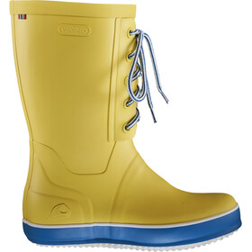 Viking Footwear Retro Logg Rubber Boots Women yellow